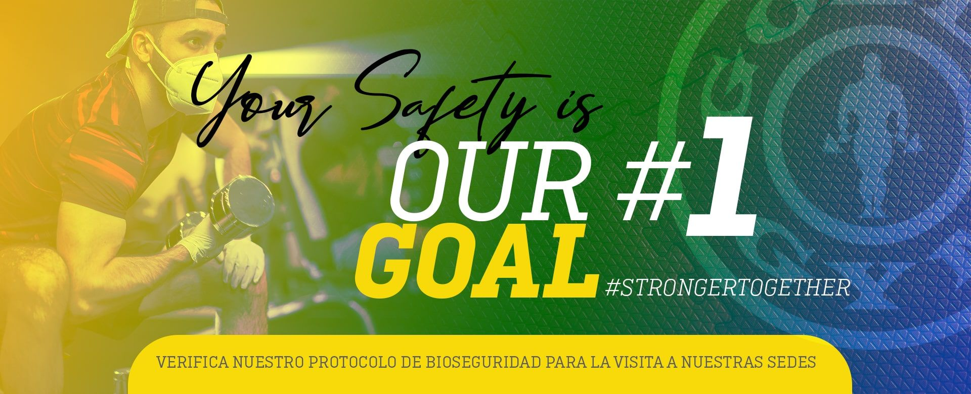 Your safety is our goal